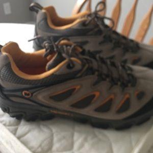 Merrells hiking shoes
